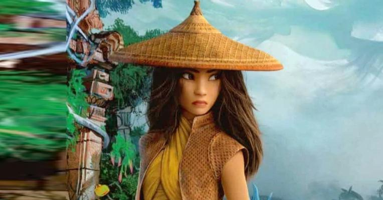 First Look Raya and the Last Dragon, Film Disney Rasa Asia Tenggara