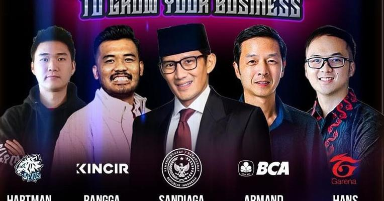 Bicara Soal Kolaborasi Industri Game dan Brand di Leverage Esports to Grow Your Business