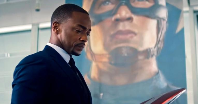 Review Serial Falcon and Winter Soldier Episode 1