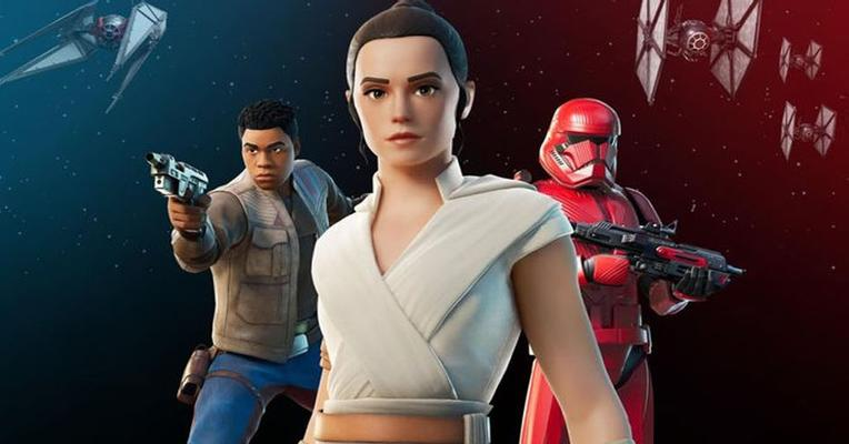Sambut Rise of Skywalker, Kolaborasi Star Wars Meriahkan Fortnite