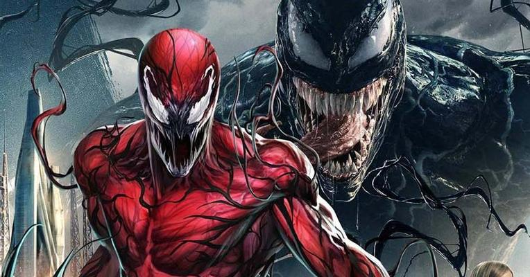 Tampilan Carnage di Film Venom: Let There Be Carnage Bocor lewat Mainan