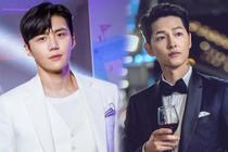 Kim Seon-ho Saingi Song Joong-ki di Baeksang Popularity Awards 2021