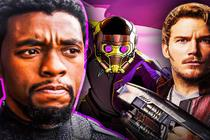 (What If?) 5 Perbedaan Star-Lord T'Challa dan Star-Lord Peter Quill