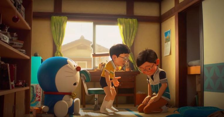 Sinopsis dan Review Stand by Me Doraemon 2.