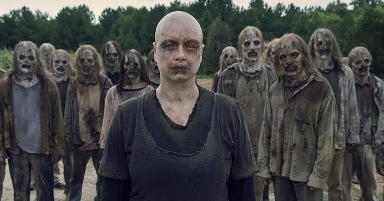 Serial The Walking Dead Tunda Penayangan Episode Terakhir Season 10
