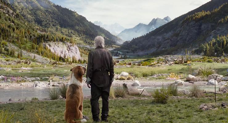 Fakta film The Call of the Wild