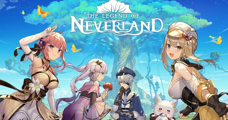 (REVIEW) The Legend of Neverland