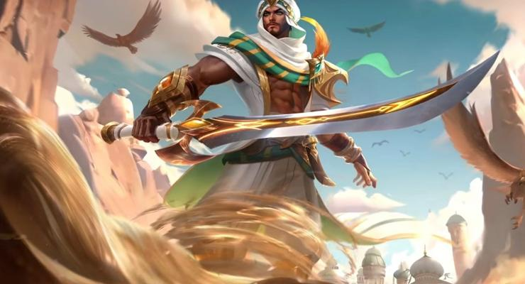 Khaleed Fighter Mobile Legends.