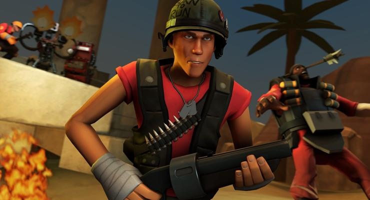 Team Fortress 1.