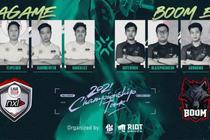 (Valorant) NXL LIGAGAME & BOOM Esports, Perwakilan Indonesia di VCT Stage 2 SEA Playoffs