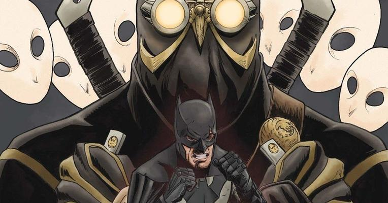 Talon, villain DC Comics.