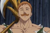 Akhirnya, Escanor Masuki Arena Seven Deadly Sins: Grand Cross
