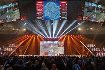 (Free Fire) Keseruan Supporter di Grand Final Piala Presiden Esports 2020