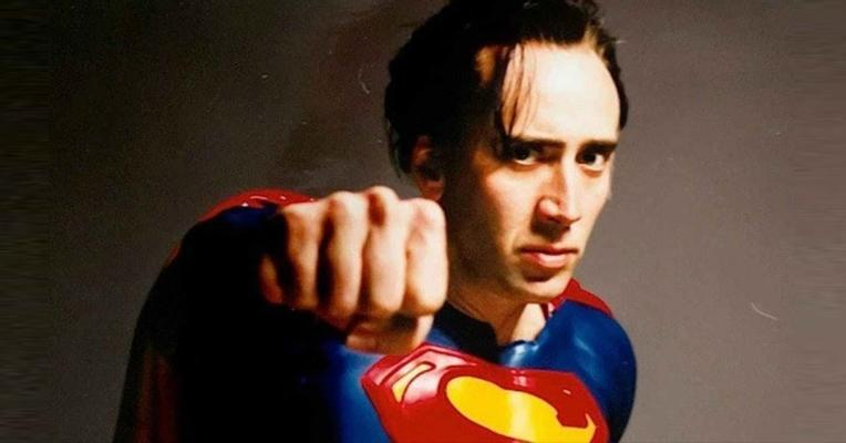 Superman Versi Nicolas Cage Akan Muncul di Film The Flash?