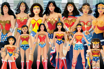 7 Action Figures Wonder Woman Terkece