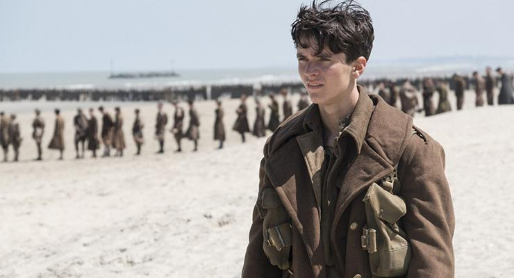 Film Hollywood Dunkirk.