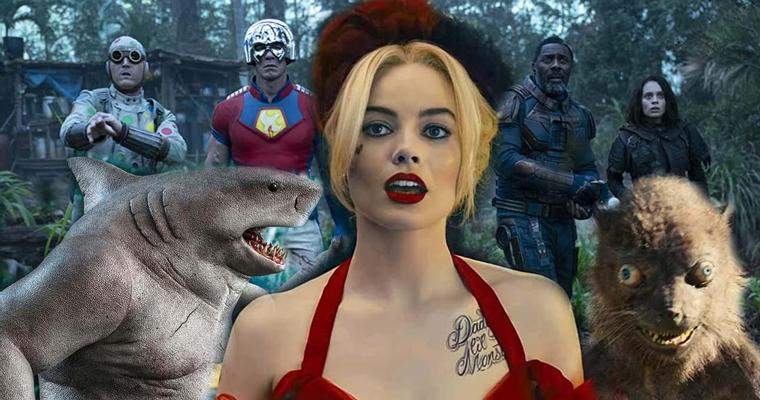 (REVIEW) The Suicide Squad (2021)