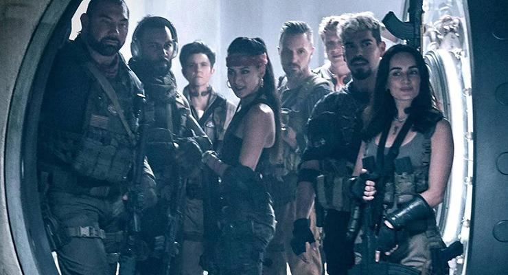 Review dan Sinopsis Film Army of the Dead