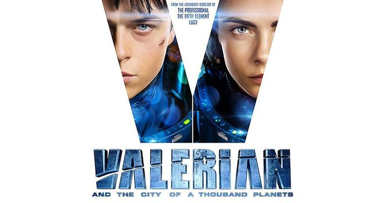(REVIEW) Valerian and the City of a Thousand Planets: Upaya Memanjakan Mata