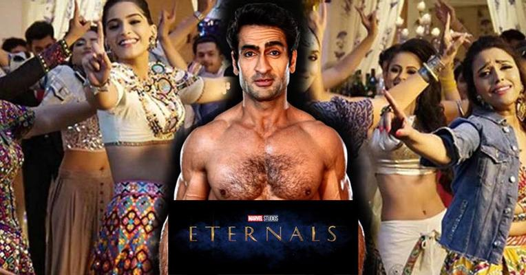 Ada Adegan Joget Bollywood di The Eternals MCU!