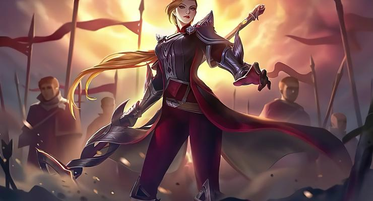 Fighter Overpower Mobile Legends.