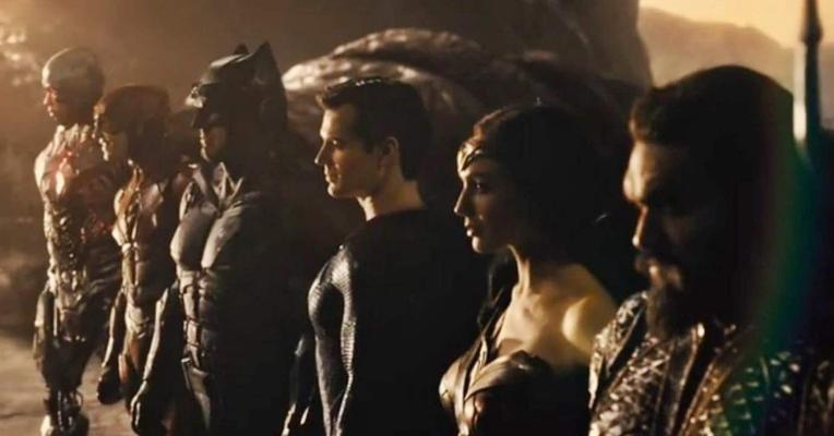 Trailer Justice League Snyder Cut
