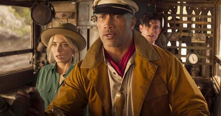 (REVIEW) Jungle Cruise (2021)