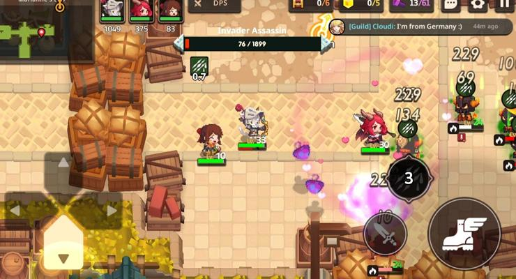 Game RPG Android terbaik.