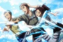 (Attack on Titan) Momen BFF Trio Sasha, Connie, dan Jean yang Bikin Iri