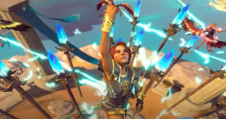 Game Ubisoft, Gods and Monsters Ganti Judul Jadi Imortal Fenyx Rising