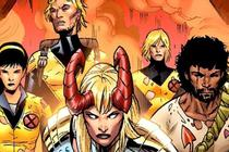 Fox Rilis Poster Perdana The New Mutants