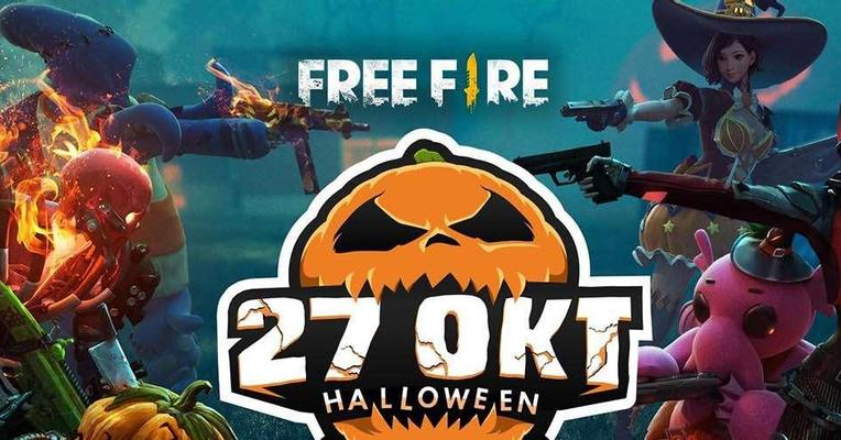 Lo Bisa Ngedapatin Handphone di Event Halloween Free Fire!