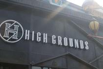 High Grounds Cafe Indonesia Resmi Grand Launching