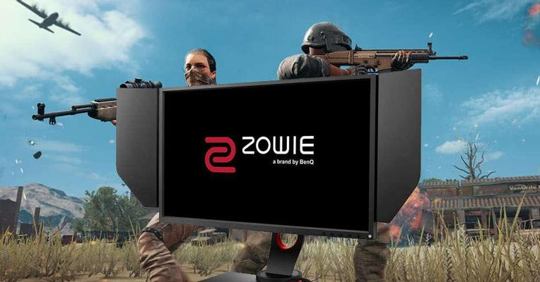 BenQ ZOWIE, Monitor Resmi PUBG Nations Cup 2019!