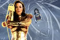 10 Fakta Invisible Plane, Pesawat Ajaib Wonder Woman