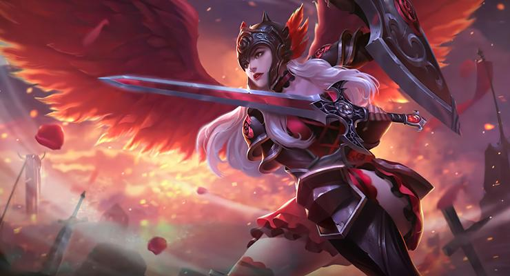 Freya Mobile Legends.