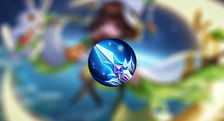 Ice Queen Wand Mobile Legends.