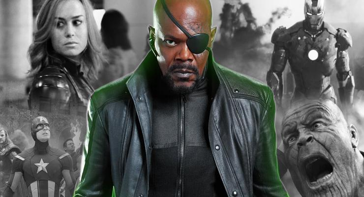 Serial Nick Fury Segera Digarap Marvel Studios.