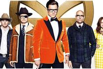 Kingsman: The Golden Circle Sukses Rajai Box Office