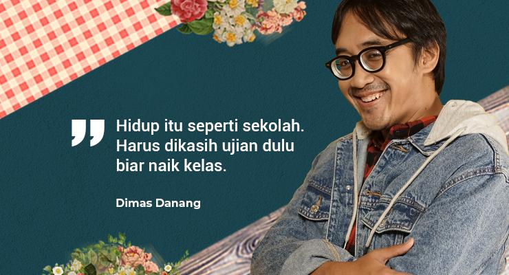 Interview Dimas Danang VIP 2019