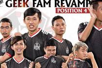 (MPL Season 7) Profil Geek Fam: Siap Gebrak Panggung Regular Season dengan Tembus Playoffs