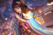(Mobile Legends) Skin Special Rasa Epic! Inilah Review Skin Guinevere Sakura Wishes