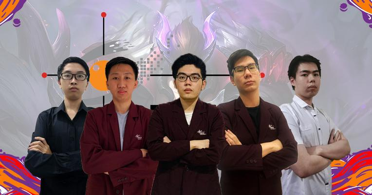 (Piala Menpora Esports 2020 AXIS) Profil Tim Grand Final: Binus University