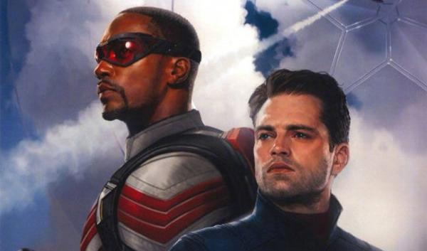 serial falcon and winter soldier