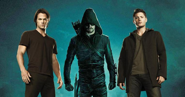 Stephen Amell: Serial Crossover Arrow X Supernatural? Yes Banget!