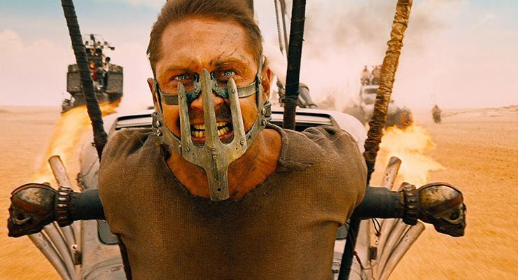 Film Hollywood Mad Max: Fury Road.