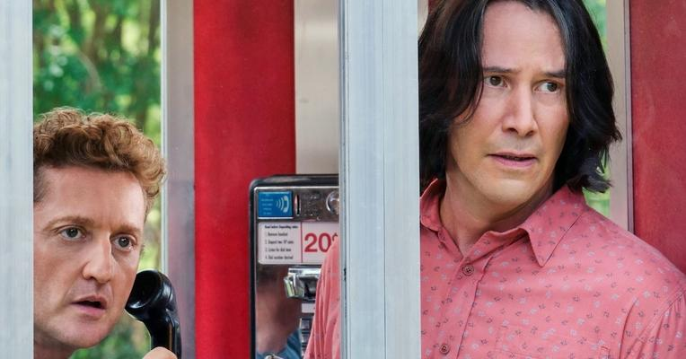 Sinopsis dan Review Bill & Ted Face the Music (2020).