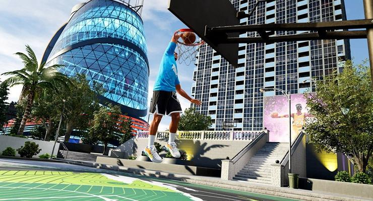 Mode Your Journey, Your City NBA 2K22.