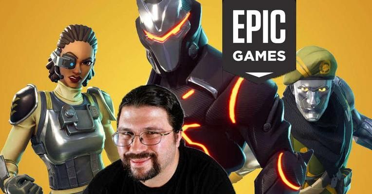 Jason West, Co-Founder Respawn Pindah ke Epic Games