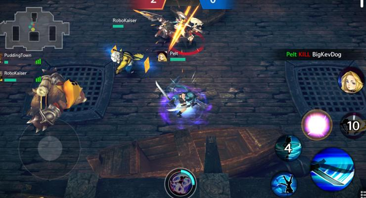 Arena Master 2 Android.